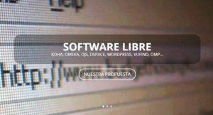 Software Libre Conocimiento Practico