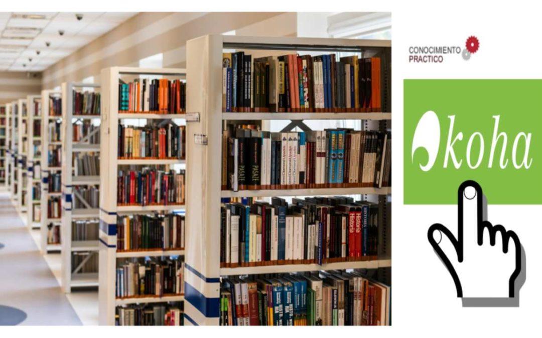 Koha SIGB es el primer software libre y de código abierto para automatización de bibliotecas
